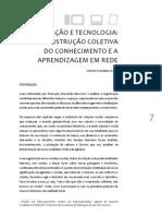 Educacao e Tecnologias - Marcio Fagundes