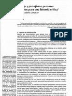 Paisaje y Paisajismo Peruano Wiley Ludeña