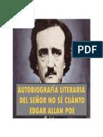 Edgar Allan Poe Autobiografia Literaria