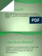 Las Dinamos CC