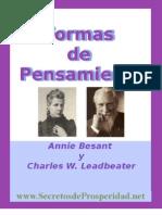 33681186 Formas de Pensamiento Annie Besant y Charles Leadbeater[1]