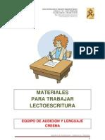 Lectoescritura Fonema m