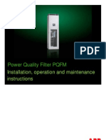 2GCS212019A0070_Manual Power Quality Filter PQFM