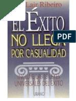 Ribeiro, Lair - El Exito No Llega Por Casualidad