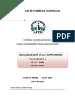 Guia de Aprendizaje Practica Docente II Mencion Primaria 2012-Marz-julio 2012