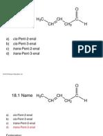 Chem 243 Midterm Review