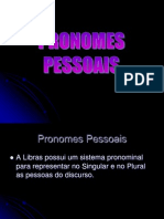 Pronomes Possessivos.2003