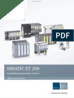 Simatic ET200