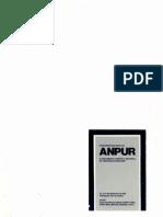 Anais do II Encontro Nacional da ANPUR 1987 vol. único