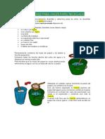 Instrucciones Para Hacer Papel Reciclado