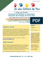 Boletin Abril 2013 - Grupo de Interes Prevencion de Violencia