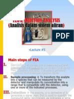 Fia Lecture 5