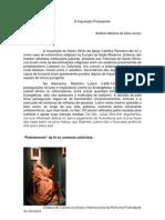 A Inquisição Protestante - Antônio Júnior