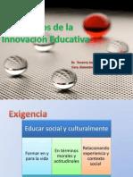 Deafios de La Innovacion Educativa