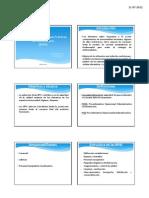1.- Introducción a las Buenas Prácticas de Manufatura