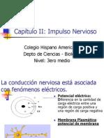 Impulso nerviosoPPT2 - 3º
