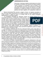 COMPRENSIÓN DE LECTURA 25