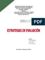 Estrategias de Evaluacion... 97-2003
