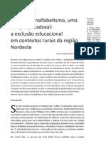 Artigo Velhice e analfabetismo - Rev Sociedade e Estado.pdf