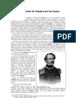 La larga ocupación de Tampico por las tropas Americanas