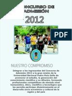 Prospect o 2012