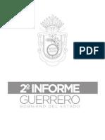 ANEXO ESTADISTICO - Segundo Informe Guerrero Gobierno del Estado