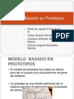 Modelo Basado en Prototipos