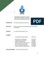 Proyecto Osciloscopios