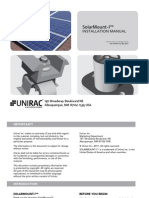 Solarmount i Installation