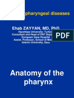 Pediatric Pharynx Diseases