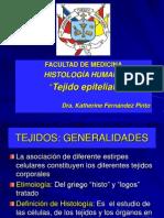 Histología Tejido epitelia odontologia