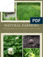 Natural Farming an Introduction to the Principles of Natural Farming and Permaculture