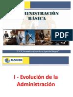 Administracion Basica -Cap- 1