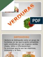 VERDURAS DIAPOS