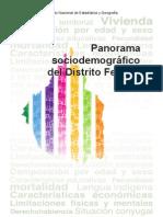 Delegaciones Panorama DF