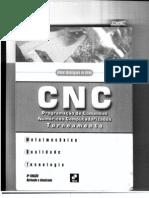 programação de cnc - torneamento - Livro