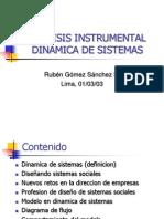 Dinamica de Sistemas Sesion 2