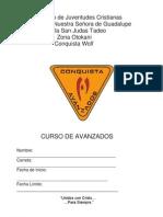 Curso de Avanzados 2013