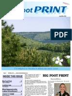 Big Foot PRINT APRIL-May 2013