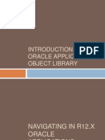 Introduction to Oracle AOL
