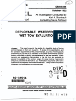 a259374 Wet Tow Evaluation