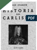 Oyarzun-Historia Del Carlismo
