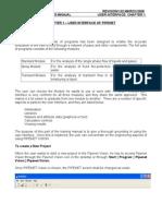 User Interface - Pipenet