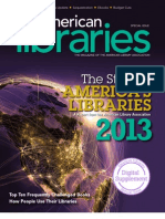 State of Americas Libraries Report 2013