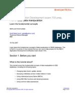 Db2 Cert7332 PDF Chapter 2