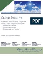 cloudinsightsmaandcapitalmarketsreport-111006081824-phpapp02