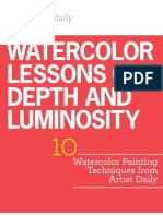 Watercolor Lessons