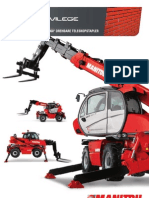 Manitou MRT Privilege Plus (DE)