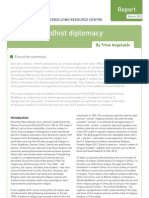 China's Buddhist Diplomacy