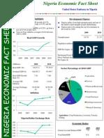 September NigeriaNational EconomicFactSheet